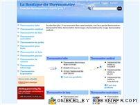 Thermometre : vente de thermomètre